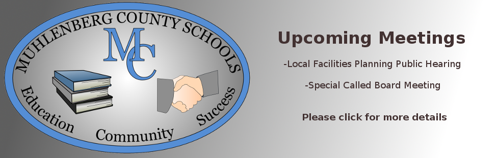 Upcoming Muhlenberg County Board of Education Meetings